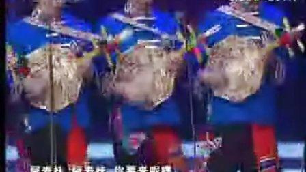 隆力奇杯第13届全国青年歌手电视大奖赛个人赛第三十三场-左脚调组合《隔山隔水不隔心》