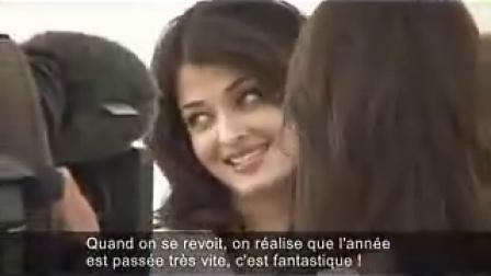 08年Aishwarya Rai Bachchan在嘎纳电影节5