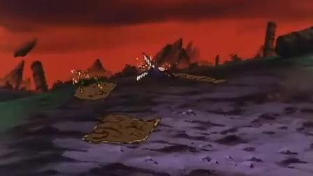 ✈❀▸美人鱼是她◂♆☽动画☾☂◖天空战记第十五集●可怕的兽牙三兽●国语◗
