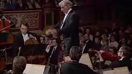 伯恩斯坦 莫扎特第39号交响曲,降E大调