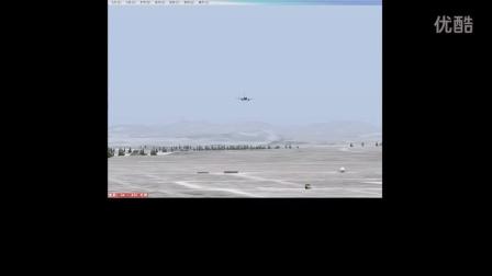 FSX-波音737本场KJAC1