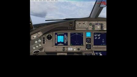 FSX-波音777-757本场