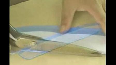 自学服装设计入门教程 服装裁剪 7衣领的缝纫技法