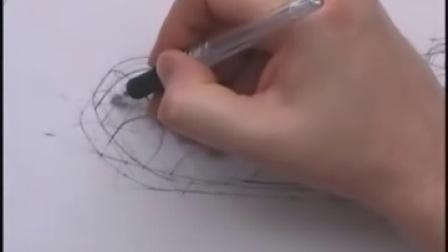 大师教你画汽车02