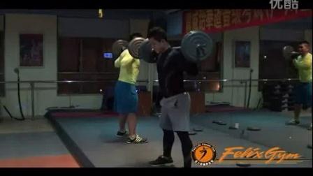 菲利斯健身俱乐部--杠铃操健身