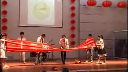 沛县初级中学的艺术节节目