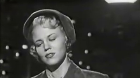 Peggy Lee  I Only Have Eyes For You (1950)