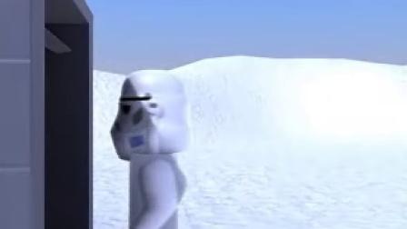 世界动画短片巡礼《乐高星球大战2》