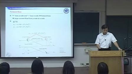 國立交通大學 光電子學 第四章 Basics of Optoelectronic pn-Junction Devices970417  015
