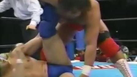 1996.01.04 新日本摔角 武藤敬司 VS 高田延彥(IWGP)