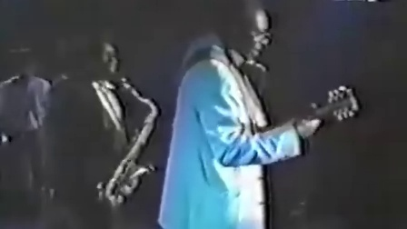 Albert King - Montreux 1989