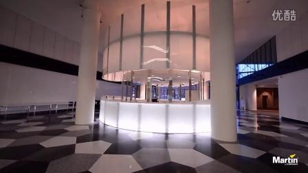马田灯光照明于哥本哈根丹麦工业联合会