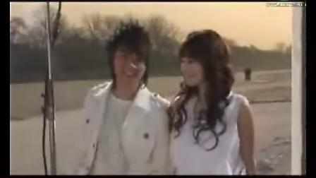 《发现爱》MV拍摄侧拍