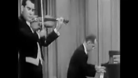 费拉斯 德彪西小提琴与钢琴奏鸣曲 G小调