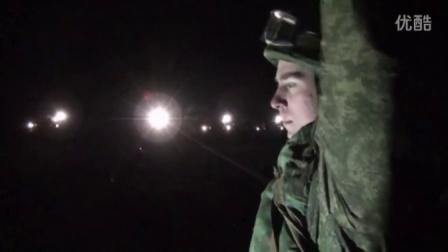 俄罗斯军队开始在 乌克兰边境展开军事演习