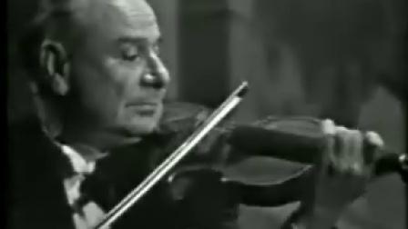 弗兰切斯卡蒂 莫扎特第4号小提琴协奏曲