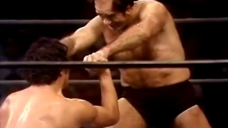 1975-10-09 アントニオ猪木 vs ルー・テーズ