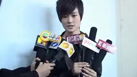 北京流行音乐典礼李宇春专访