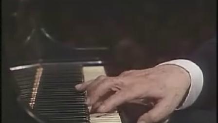 霍洛维茨 肖邦第25号马祖卡,B小调
