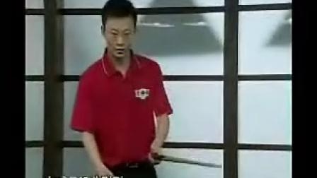 庞卫国台球教程--怎样控制力度