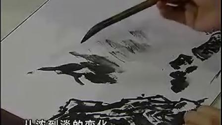 山水画理 05 用水与墨色