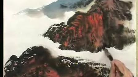 山水画构图法 06着色方法