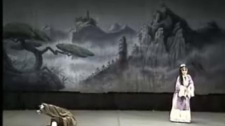 """晋剧 《走山》之""""进雪山"""" 王艳萍 李海龙 唱念做打,都很到位!真真能感到寒风透骨的意境!"""