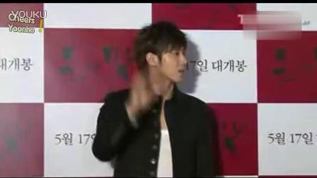【cheersyoonho吧】[TVdaily] 120515  金钱之味 Yoonho Cut