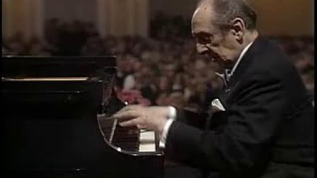 """霍洛维茨 贝多芬第23号""""热情""""钢琴奏鸣曲,F小调"""