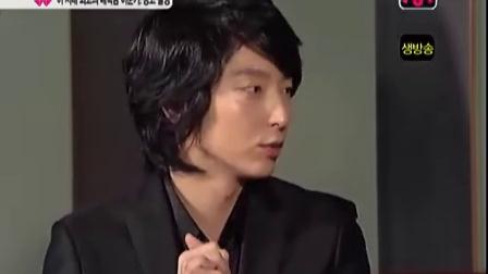 李准基081112《本时代最高魅力男》广告拍摄