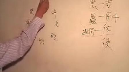 林武樟阳宅实际应用课程09