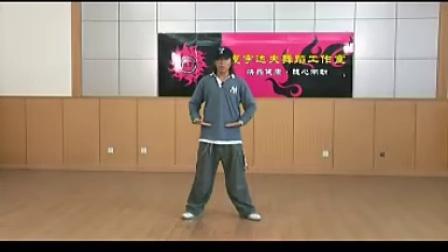 中老年健身街舞07