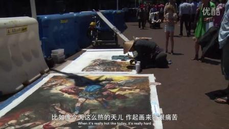 《你所不知道的澳大利亚》第一集:来自意大利的街头画家