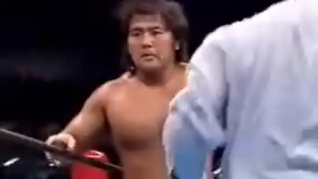 1995.10.09 新日本摔角 武藤敬司 vs 高田延彥(IWGP)