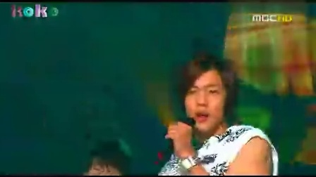 SS501  080524 MBC音乐中心《song for you》live