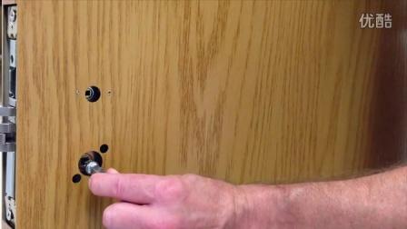 Installation of Schlage L9050 Mortise Lock