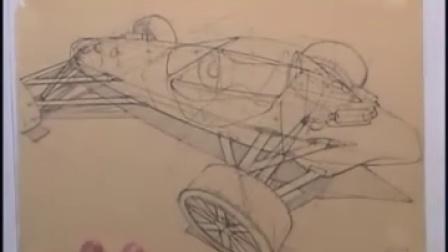 大师教你画汽车01