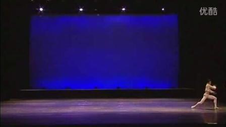 曾绮婷 申梦凡《巴黎火焰-双人舞》芭蕾舞-广州艺术学校