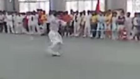 初学武术1