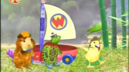 神奇宠物救援队  The Wonder Pets  20  救熊猫