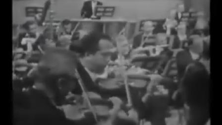 卡拉扬 勃拉姆斯第1交响曲第4乐章(1959年东京)