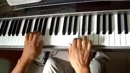 3余老师5分钟教你弹钢琴系列之罗漫史03
