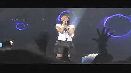 未出道前川大学生自拍张靓颖歌咏比赛