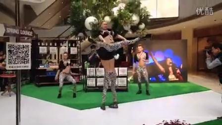 《乌克兰舞蹈队》 在 重庆  龙湖、北城天街  活动资料1。