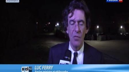 Люк Ферри- нельзя 'пренебрегать...
