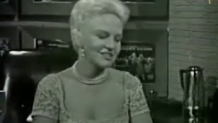 Peggy Lee on The Nat King Cole Show (II)
