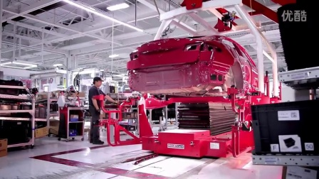 特斯拉电动车Part 2- How Tesla Motors Builds Electric Cars
