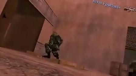 韩服狙击手超快反应