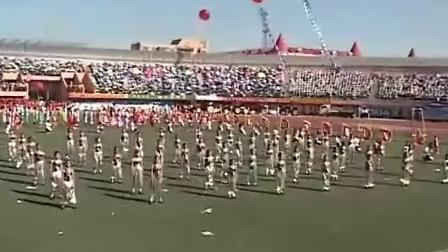 富拉尔基区2008运动会开幂04