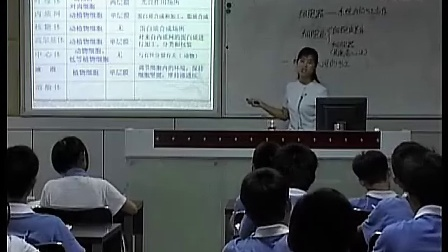 高一细胞器系统内的分工合作人教版新课标高中生物优质课课堂教学优秀课例教学实录